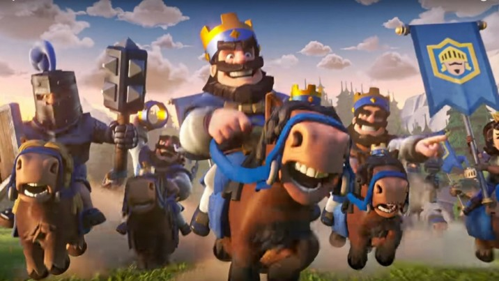 Clash Royale : le Clan Wars